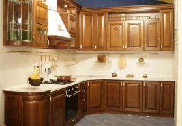 дизайн кухни в классическом стиле воронеж