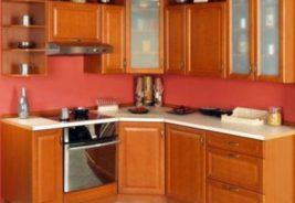 классический дизайн кухни воронеж