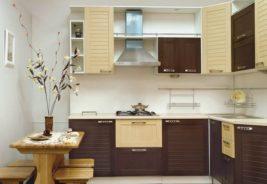 кухни в рассрочку - классический дизайн кухни