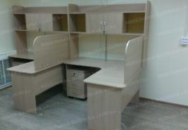 Корпусная мебель на заказ, бежевый Воронеж