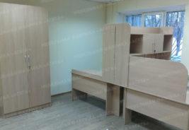 светлое дерево, корпусная мебель на заказ Воронеж