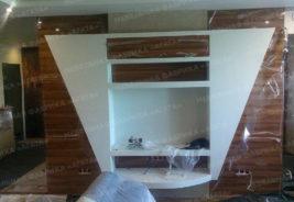 светлая, коричневая, на заказ корпусная мебель Воронеж