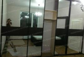 Зеркало, шкафы-купе на заказ, корпусная мебель на заказ