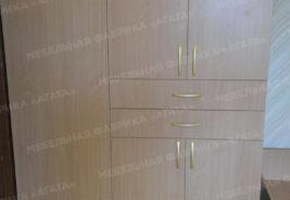 Светлый шкаф корпусная мебель на заказ