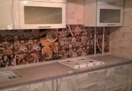 Кухни на заказ - орнамент - Воронеж