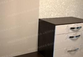 светлая прихожая на заказ Воронеж корпусная мебель