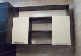 Белая, навесная корпусная мебель на заказ воронеж