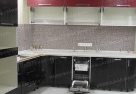 Кухни на заказ Воронеж - красные, черные, белые