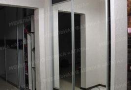 шкаф на заказ корпусная мебель - зеркало