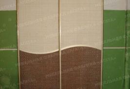 шкафы-купе на заказ зеленый, белый, коричневый