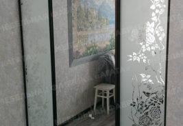 шкаф на заказ с зеркалом воронеж