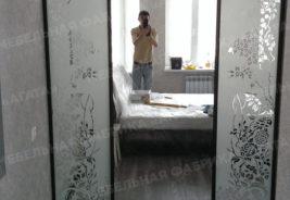шкаф с зеркалом на заказ воронеж