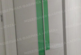 шкафы-купе зеленая полоса на заказ воронеж