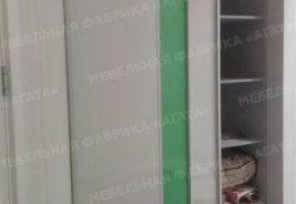 шкафы-купе на заказ воронеж - зеленая полоса