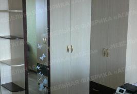 Белый шкаф корпусная мебель на заказ Воронеж