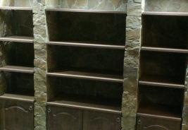 корпусная мебель на заказ - полки