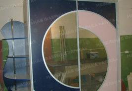 шкафы-купе на заказ спиралька