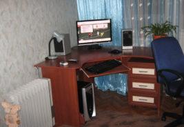 Воронеж корпусная мебель на заказ компьютерный стол