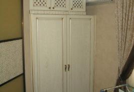 Белая корпусная мебель на заказ