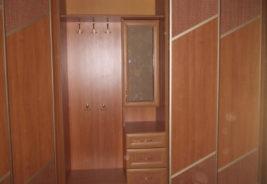 коричневый, классика - корпусная мебель на заказ