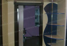Светло - коричневый шкаф, корпусная мебель на заказ Воронеж