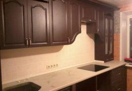 темная классика - дизайн кухни воронеж