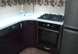 Кухни на заказ с орнаментом Воронеж