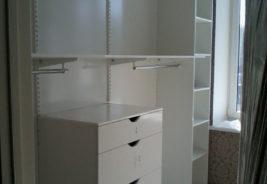 корпусная мебель на заказ - шкаф