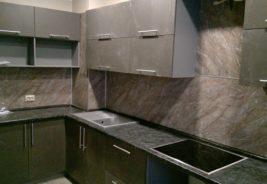 Кухни цена 132 700 рублей на заказ Воронеж